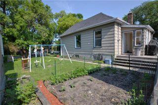 Photo 15: 375 Rutland Street in Winnipeg: St James Residential for sale (5E)  : MLS®# 1823365