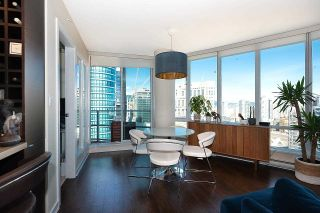 """Photo 9: 2203 833 HOMER Street in Vancouver: Downtown VW Condo for sale in """"Atelier on Robson"""" (Vancouver West)  : MLS®# R2590553"""