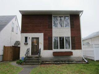 Photo 1: 864 Spruce Street in WINNIPEG: West End / Wolseley Residential for sale (West Winnipeg)  : MLS®# 1222336