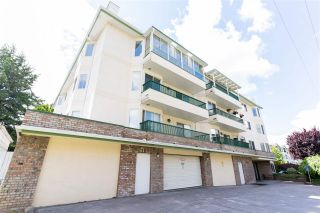 """Photo 1: 304 45604 BRETT Avenue in Chilliwack: Chilliwack W Young-Well Condo for sale in """"HAWTHORNE PARK"""" : MLS®# R2589428"""
