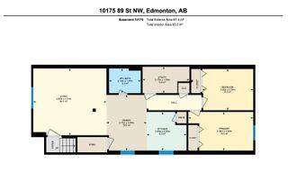 Photo 33: 10175 89 Street in Edmonton: Zone 13 House Duplex for sale : MLS®# E4222726