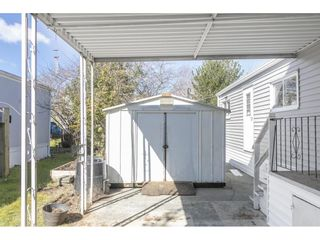 """Photo 20: 181 1840 160 Street in Surrey: King George Corridor Manufactured Home for sale in """"BREAKAWAY BAYS"""" (South Surrey White Rock)  : MLS®# R2585723"""