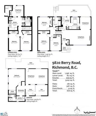 Photo 20: 9820 BERRY Road in Richmond: South Arm House for sale : MLS®# R2605826