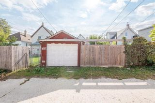 Photo 16: 685 Burrows Avenue in Winnipeg: North End Residential for sale (4A)  : MLS®# 202122775