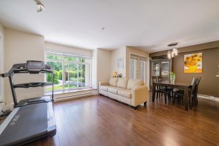 """Photo 8: 25 7428 SOUTHWYNDE Avenue in Burnaby: South Slope Townhouse for sale in """"LEDGESTONE"""" (Burnaby South)  : MLS®# R2590094"""