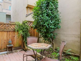 """Photo 13: 2307 ALDER Street in Vancouver: Fairview VW Townhouse for sale in """"ALDERWOOD PLACE"""" (Vancouver West)  : MLS®# V1124045"""