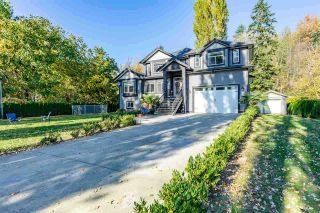 """Photo 1: 3143 ELDRIDGE Road in Abbotsford: Abbotsford East House for sale in """"Sumas Mountain"""" : MLS®# R2471387"""