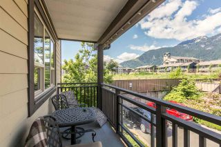 "Photo 14: 1272 STONEMOUNT Place in Squamish: Downtown SQ Townhouse for sale in ""Eaglewind - Streams"" : MLS®# R2075437"