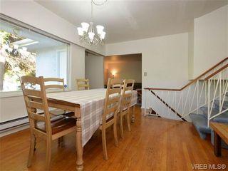 Photo 6: 3631 Crestview Rd in VICTORIA: OB Henderson House for sale (Oak Bay)  : MLS®# 712207