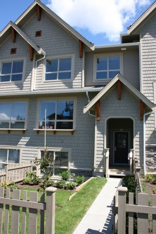 Photo 1: 143 2738 158 Street in Cathedral Grove: Home for sale
