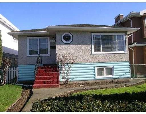 Main Photo: 6630 VICTORIA Drive in Vancouver: Killarney VE House for sale (Vancouver East)  : MLS®# V628535