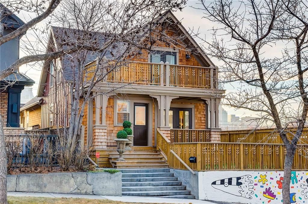 Main Photo: 1019 9 Street SE in Calgary: Ramsay Detached for sale : MLS®# C4242139