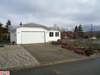 Photo 1: 33351 TERRY FOX Avenue in Abbotsford: Central Abbotsford House for sale : MLS®# F1106923