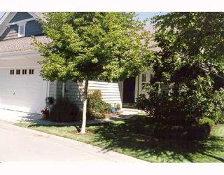 """Photo 1: 27 5900 FERRY Road in Ladner: Neilsen Grove Townhouse for sale in """"CHESAPEAKE LANDING"""" : MLS®# V666858"""