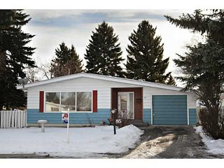 Photo 1: 85 KIRBY Place SW in Calgary: Kingsland Residential Detached Single Family for sale : MLS®# C3648875