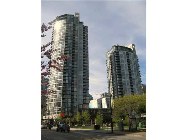 Main Photo: 808 1155 SEYMOUR STREET in : Downtown VW Condo for sale : MLS®# V1060123