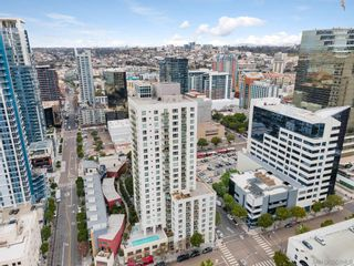 Photo 5: DOWNTOWN Condo for sale : 2 bedrooms : 1240 India #2403 in San Diego