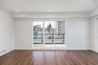 """Photo 3: 508 218 CARNARVON Street in New Westminster: Downtown NW Condo for sale in """"Irving Living"""" : MLS®# R2475825"""