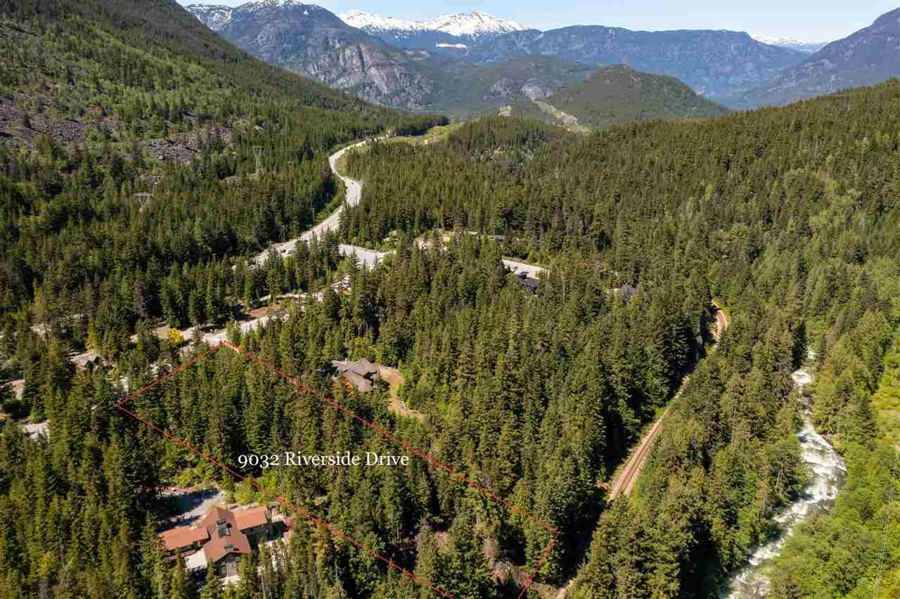 """Main Photo: 9032 RIVERSIDE Drive in Whistler: WedgeWoods Land for sale in """"WEDGEWOODS"""" : MLS®# R2588059"""