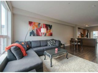 """Photo 3: 79 7938 209 Street in Langley: Willoughby Heights Townhouse for sale in """"Red Maple Park"""" : MLS®# F1413572"""