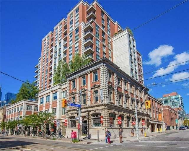 Main Photo: 168 King St E Unit #701 in Toronto: Moss Park Condo for sale (Toronto C08)  : MLS®# C3633770