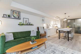 """Main Photo: 201 630 E BROADWAY in Vancouver: Mount Pleasant VE Condo for sale in """"Midtown Modern"""" (Vancouver East)  : MLS®# R2627498"""