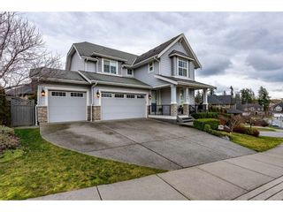 """Photo 1: 2060 RIESLING Drive in Abbotsford: Aberdeen House for sale in """"Pepin Brook"""" : MLS®# R2435586"""