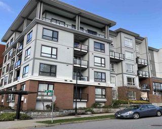 "Photo 2: 331 13733 107A Avenue in Surrey: Whalley Condo for sale in ""Quattro"" (North Surrey)  : MLS®# R2565794"