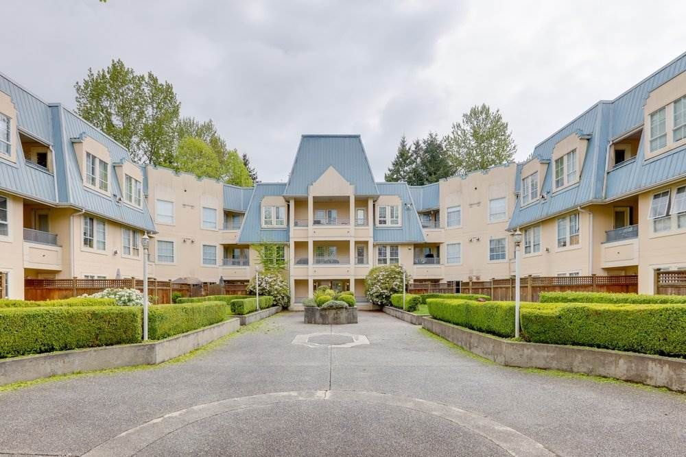 """Main Photo: 206 295 SCHOOLHOUSE Street in Coquitlam: Maillardville Condo for sale in """"CHATEAU ROYALE"""" : MLS®# R2571605"""