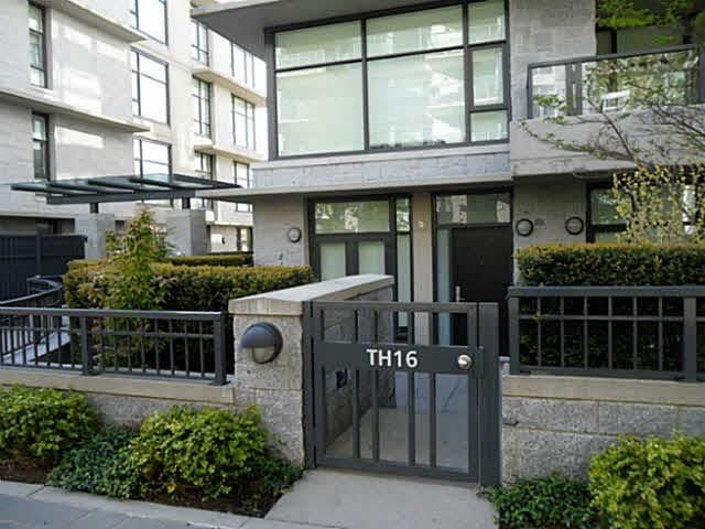 Main Photo: 16 6063 IONA Drive in Vancouver: University VW Townhouse for sale (Vancouver West)  : MLS®# R2572576