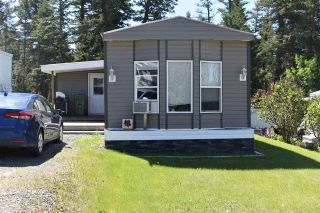 Photo 1: 51 997 20 Highway in Williams Lake: Esler/Dog Creek Manufactured Home for sale (Williams Lake (Zone 27))  : MLS®# R2585851