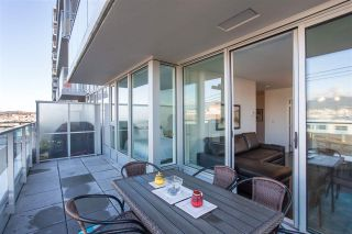 """Photo 1: 201 933 E HASTINGS Street in Vancouver: Strathcona Condo for sale in """"STRATHCONA VILLAGE"""" (Vancouver East)  : MLS®# R2339974"""