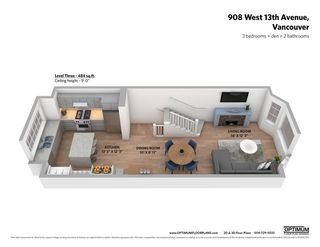 """Photo 35: 908 W 13TH Avenue in Vancouver: Fairview VW Townhouse for sale in """"Brownstone"""" (Vancouver West)  : MLS®# R2546994"""