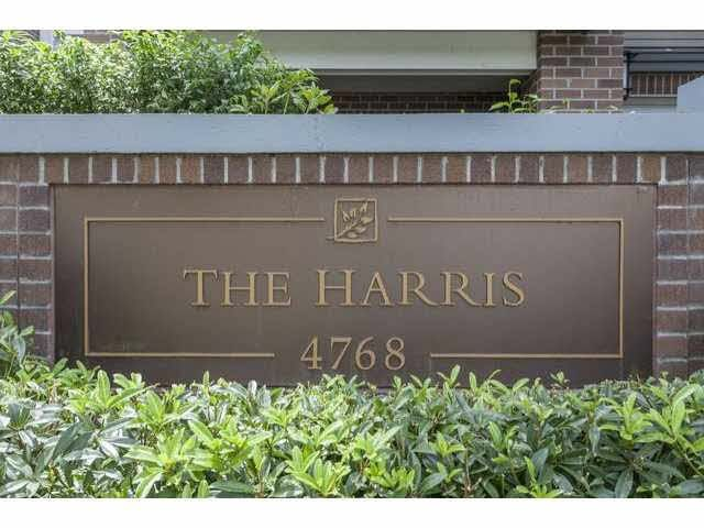 """Main Photo: 204 4768 BRENTWOOD Drive in Burnaby: Brentwood Park Condo for sale in """"THE HARRIS"""" (Burnaby North)  : MLS®# R2015358"""