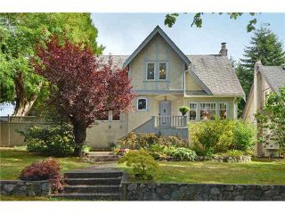 Main Photo: 5708 ALMA STREET in Vancouver: Southlands House for sale (Vancouver West)  : MLS®# V1143468