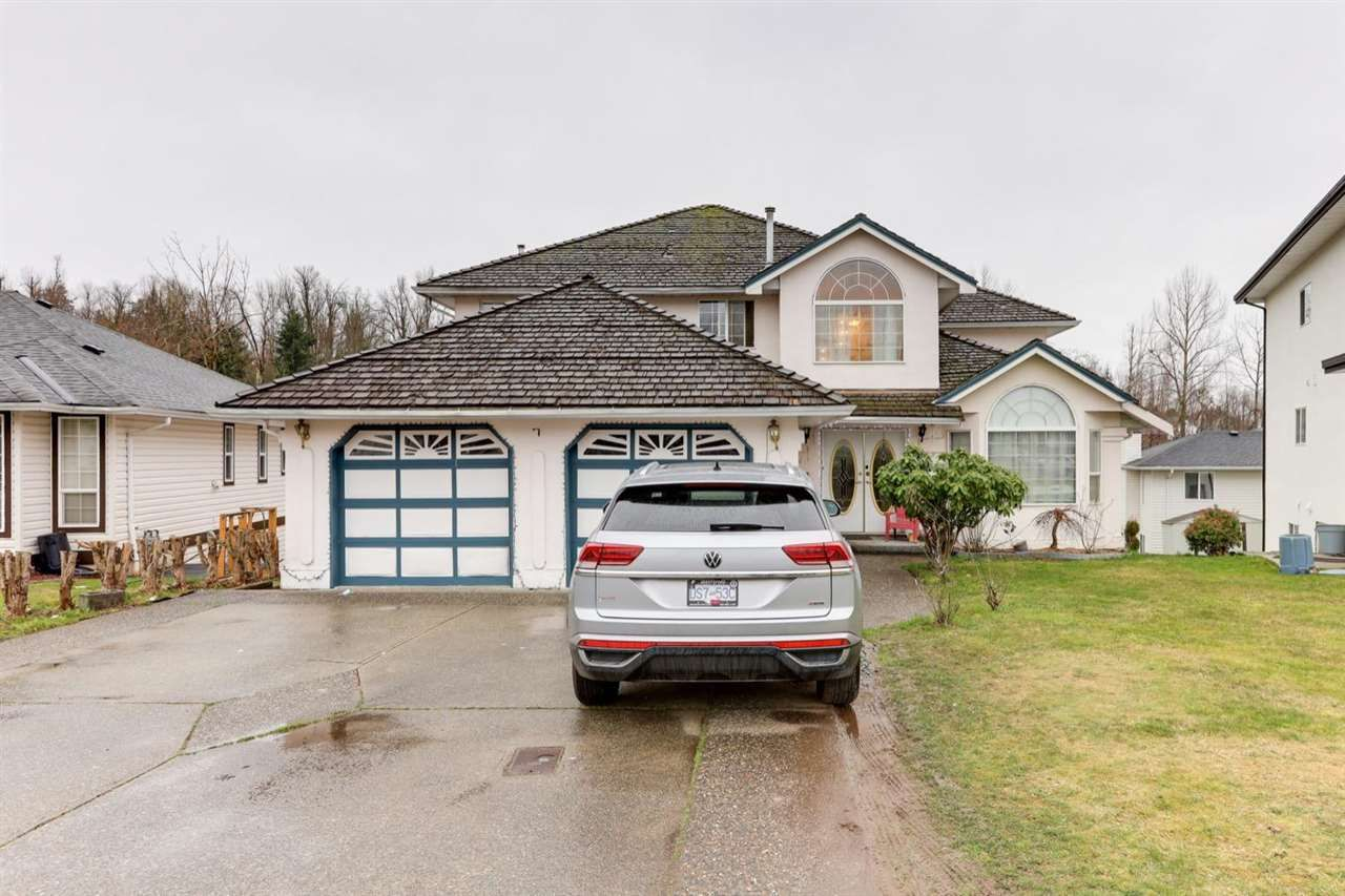 Main Photo: 3226 SISKIN Drive in Abbotsford: Abbotsford West House for sale : MLS®# R2576174