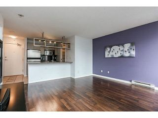 """Photo 9: 605 1082 SEYMOUR Street in Vancouver: Downtown VW Condo for sale in """"FREESIA"""" (Vancouver West)  : MLS®# V1140454"""