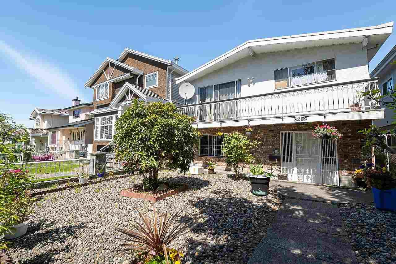 Main Photo: 3289 E 45TH Avenue in Vancouver: Killarney VE House for sale (Vancouver East)  : MLS®# R2580386
