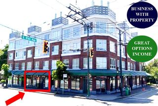 Main Photo: 5721 MAIN Street in Vancouver: South Vancouver Business with Property for sale (Vancouver East)  : MLS®# C8036160
