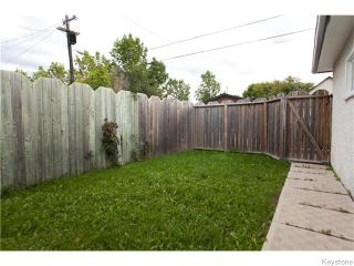 Photo 15: 778 Talbot Avenue in Winnipeg: East Kildonan Residential for sale (3B)  : MLS®# 1624155