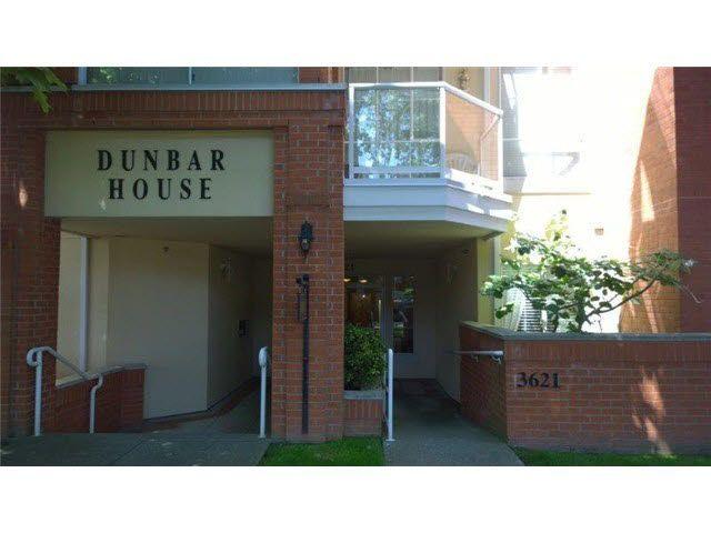 Main Photo: 108 3621 W 26TH AVENUE in : Dunbar Condo for sale : MLS®# V1068803