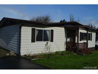 Photo 3: 4 60 Cooper Rd in VICTORIA: VR Glentana Manufactured Home for sale (View Royal)  : MLS®# 753353