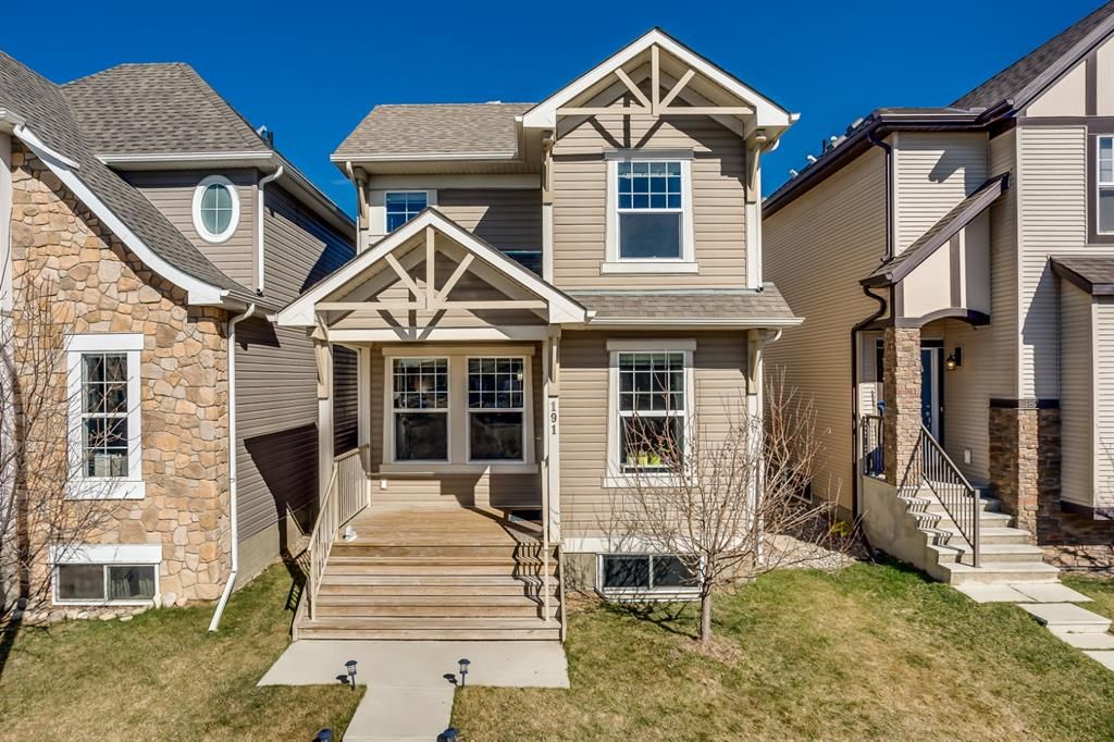 Main Photo: 191 Cranford Close in Calgary: Cranston Detached for sale : MLS®# A1085640