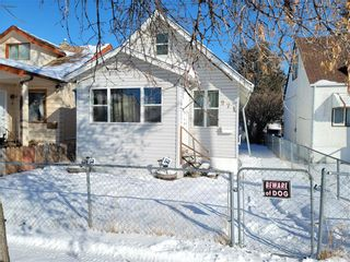 Photo 1: 971 College Avenue in Winnipeg: North End Residential for sale (4B)  : MLS®# 202103158