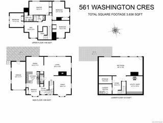 Photo 9: 561 Washington Cres in COURTENAY: CV Courtenay East House for sale (Comox Valley)  : MLS®# 816449