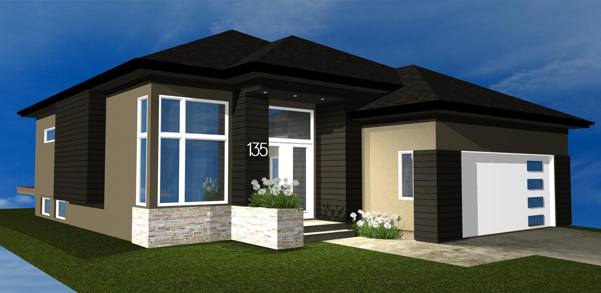 Main Photo: 3 Crocker Place in Winnipeg: Charleswood Single Family Detached for sale (1H)