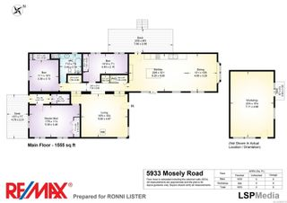 Photo 14: 5933 Mosley Rd in : CV Courtenay North House for sale (Comox Valley)  : MLS®# 866775