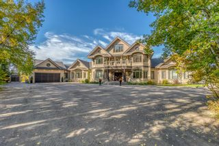 Photo 1: 85 Wolfwillow Lane in Rural Rocky View County: Rural Rocky View MD Detached for sale : MLS®# A1150269