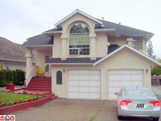 Main Photo: 13535 60TH Avenue in Surrey: Panorama Ridge House for sale : MLS®# F1021769