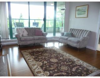 """Photo 3: 201 5899 WILSON Avenue in Burnaby: Central Park BS Condo for sale in """"PARAMOUNT TOWER TWO"""" (Burnaby South)  : MLS®# V785753"""